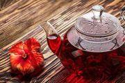 در هوایگرم چای ترش بنوشید